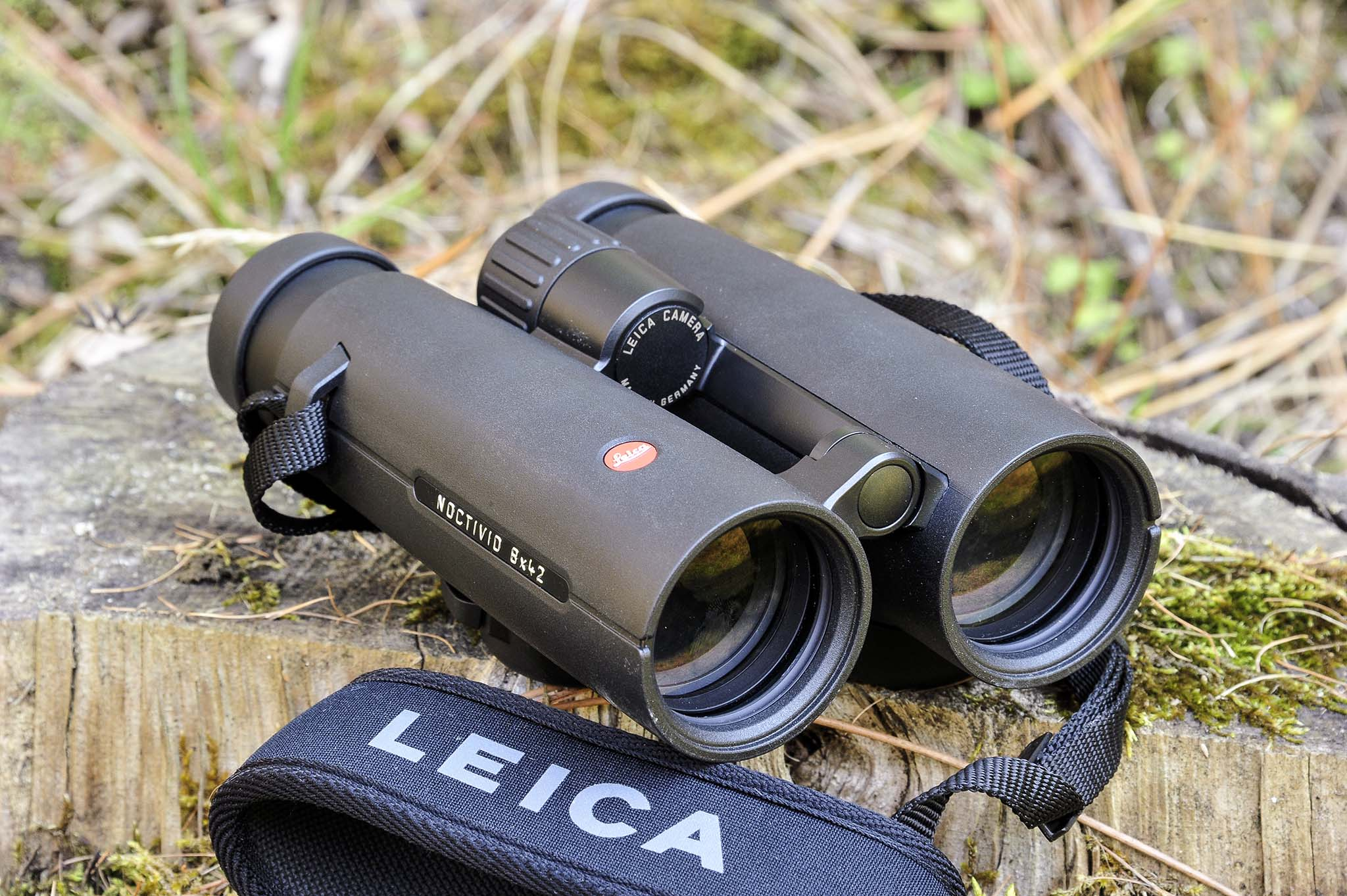 Test: leica noctivid fernglas all4shooters.com
