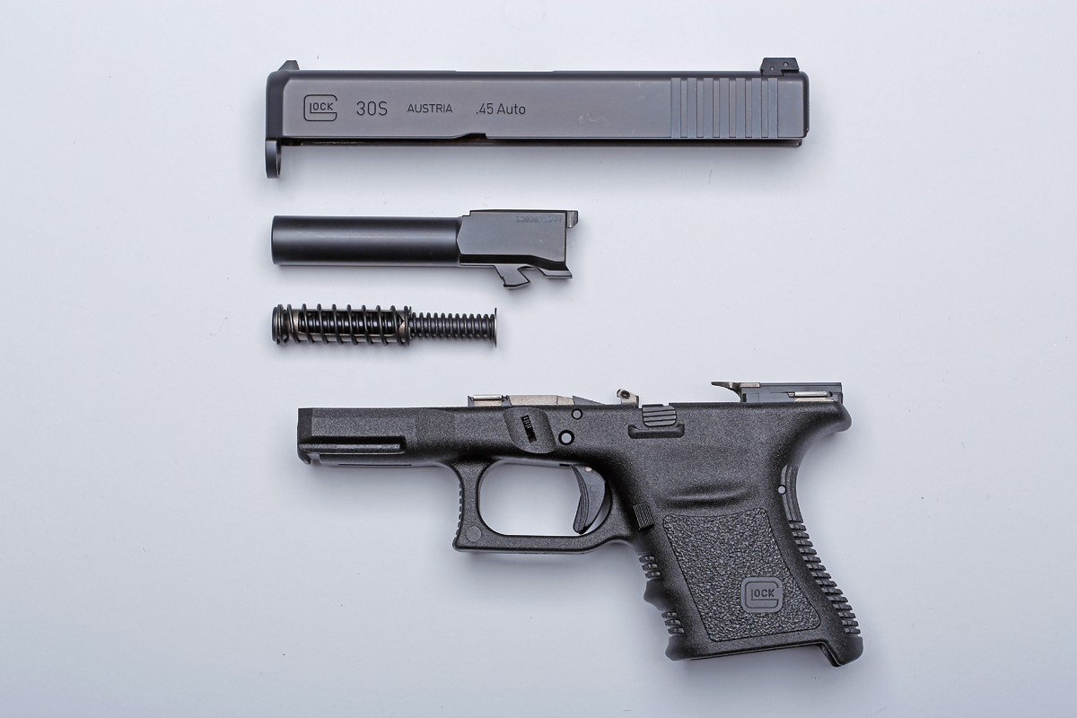 GLOCK G30S .45ACP Test - all4shooters.com