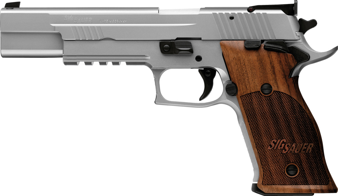 sig sauer p 220 x six im test sportpistole im kaliber 45 acp. Black Bedroom Furniture Sets. Home Design Ideas