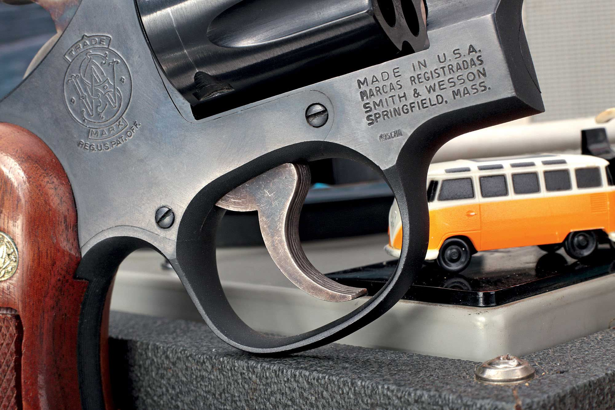 Smith & Wesson M 28 Highway Patrolman - all4shooters.com