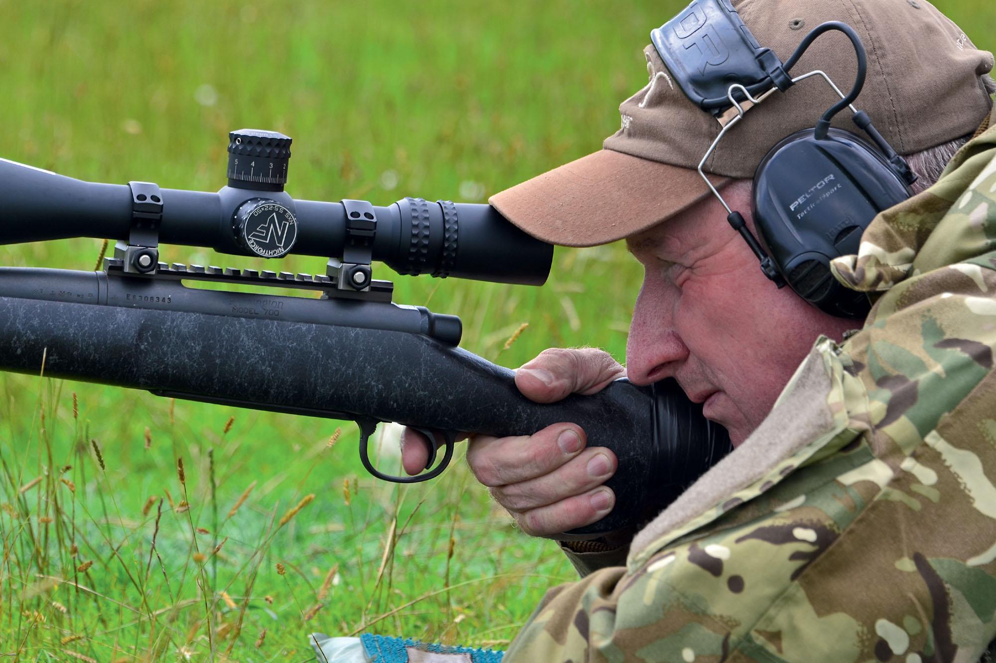 Laser Entfernungsmesser Long Range : Long range zeitschrift visier all shooters