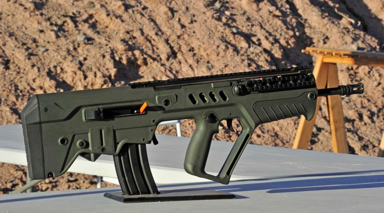 Israel Weapon Industries TAVOR SAR im Kaliber .300 AAC Blackout
