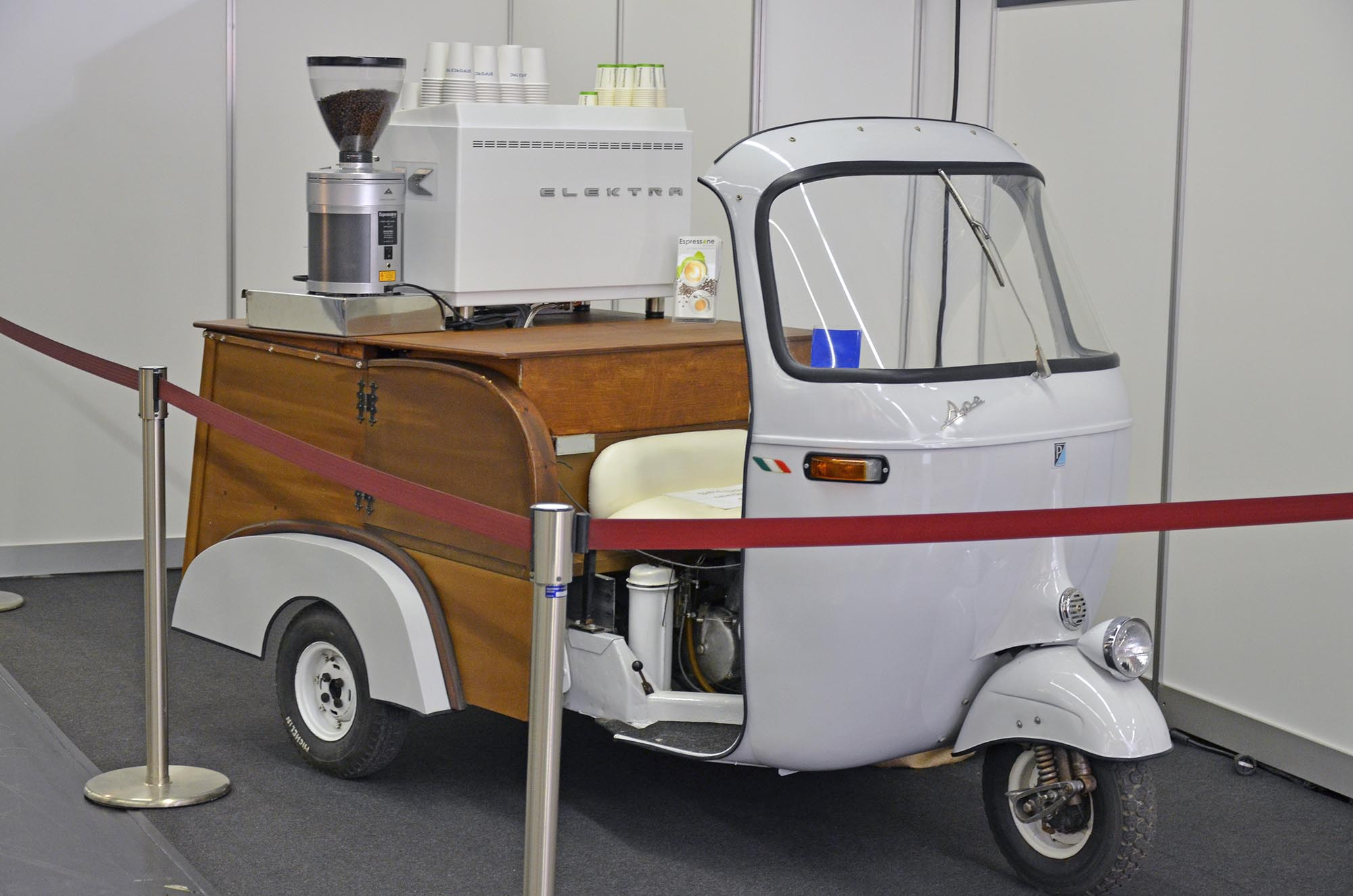 Mobile coffee, anyone? IWA 2016