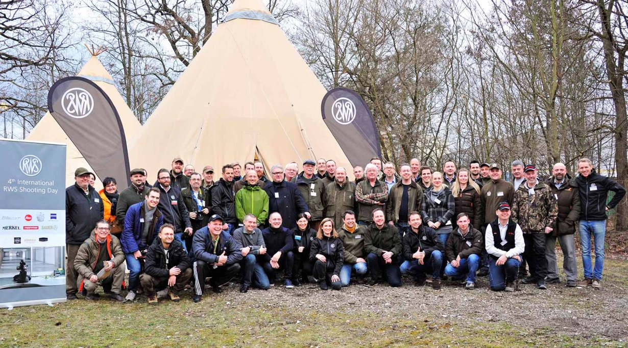 RWS Shooting Day 2016 Gruppenfoto