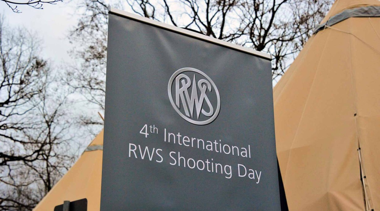 Banner des RWS Shooting Day