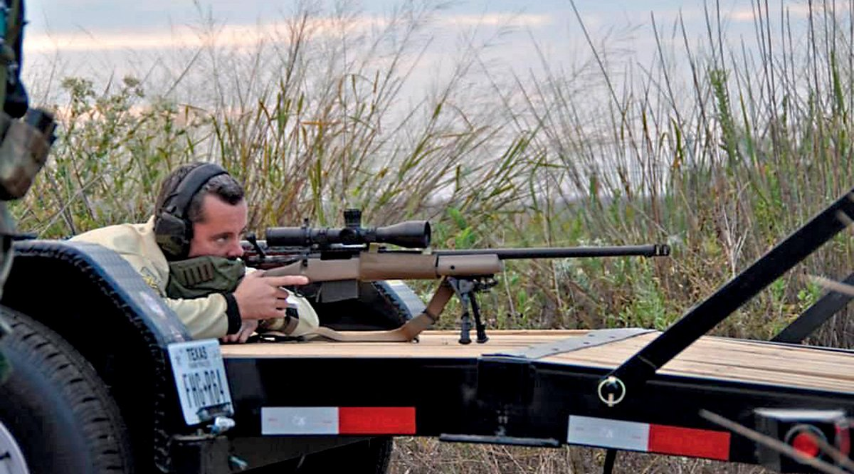 Mündungsbremsen von American Precision Arms, Badger Ordnance und Center Shot Rifles.