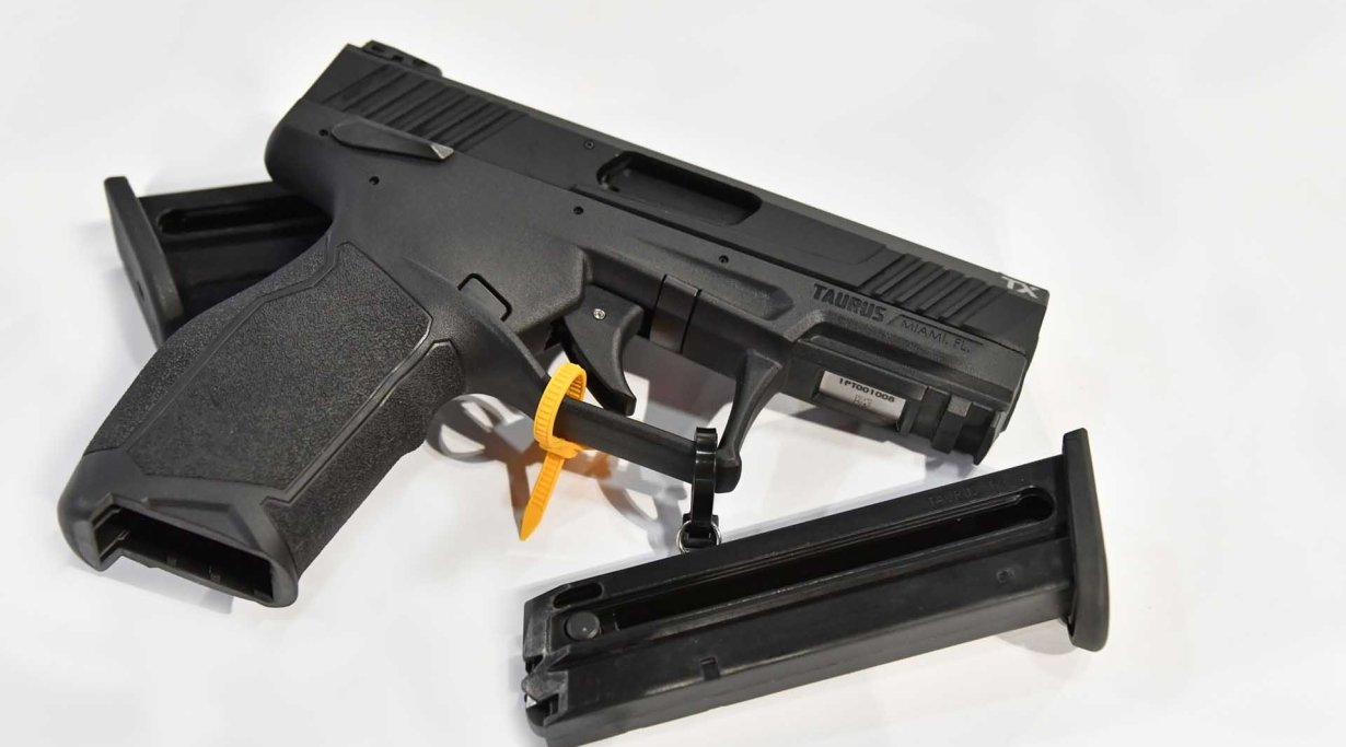 Taurus TX22 in .22 l.r.