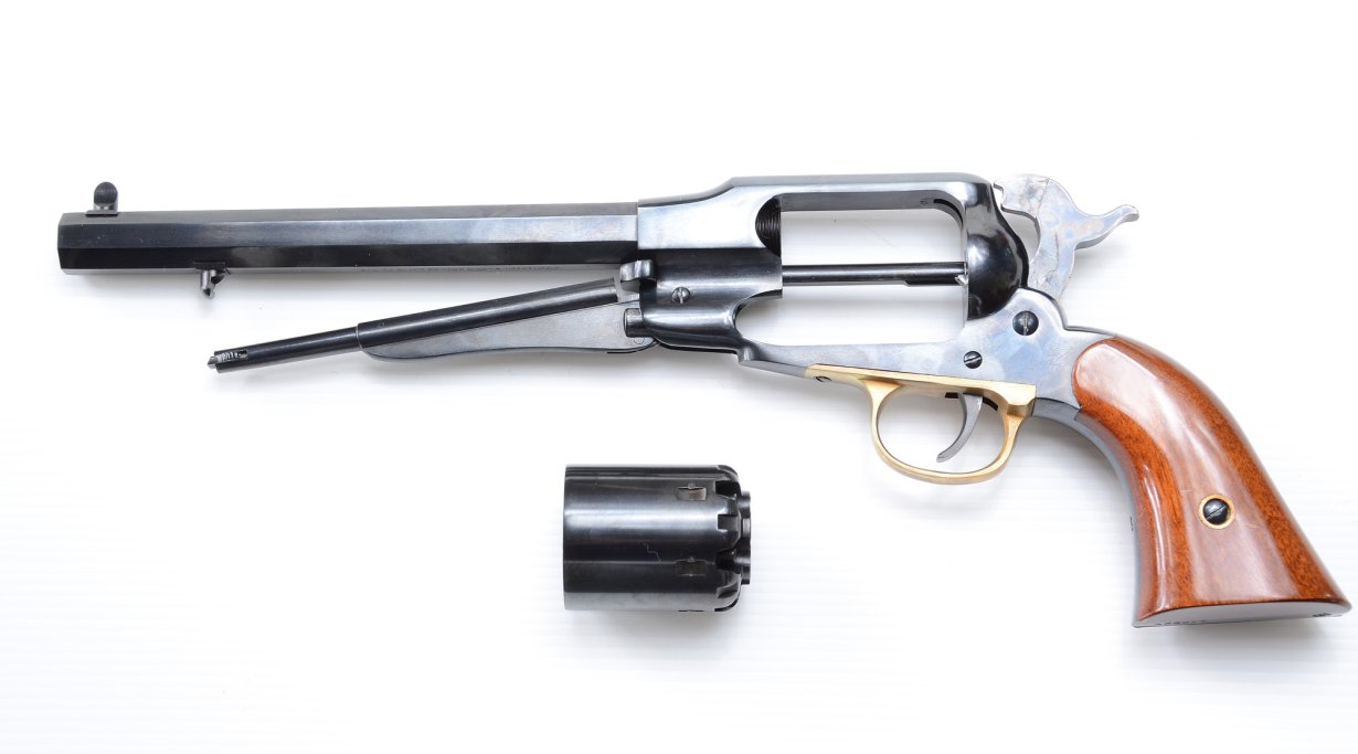 Revolver REMINGTON 1858 New Model Army