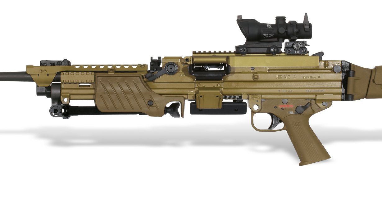 Heckler & Koch MG4