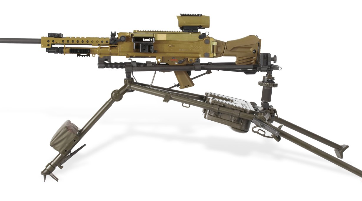 Heckler & Koch MG5