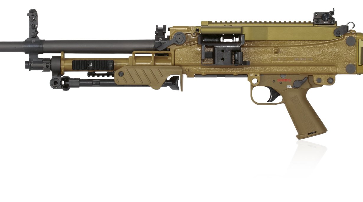 Heckler & Koch MG5 links