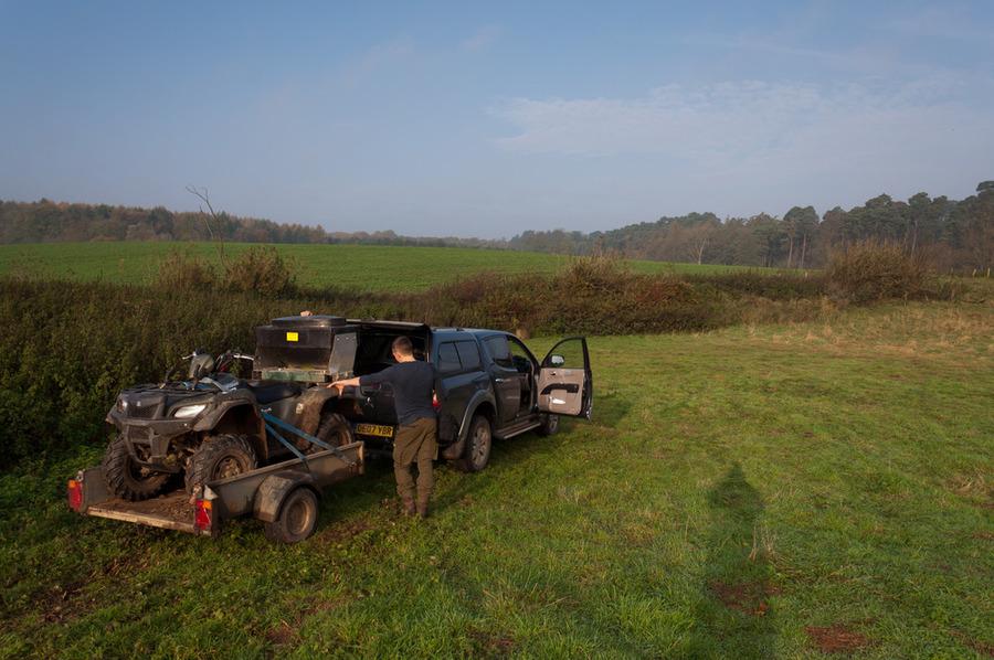 Jagd Entfernungsmesser Quad : Jagdreise england all4hunters.com