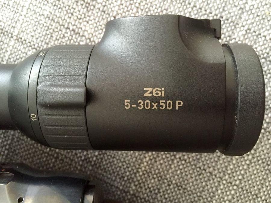 Z6i 5 30x50p swarovski optik zielfernrohr für die jagd