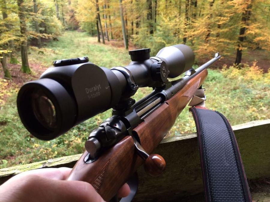 Zeiss duralyt zielfernrohr im user test all hunters