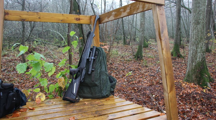 Die BLASER R8 Professional Success im User-Test