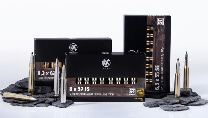 rws-ammunition: RWS Speed Tip Professional: new hunting calibers for 2020