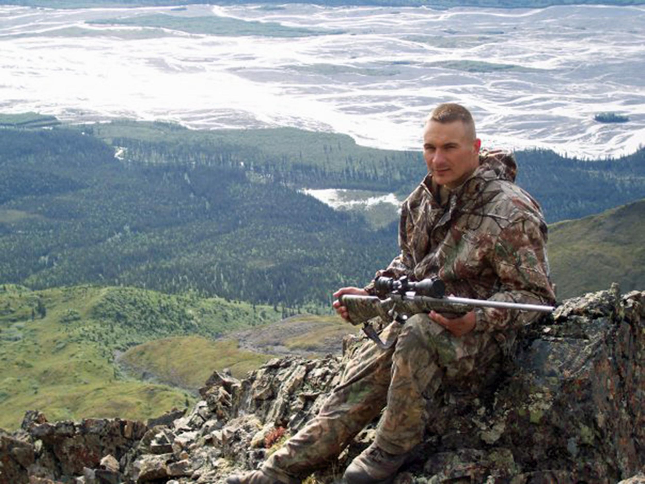 Hunted Jagd Durch Die Usa