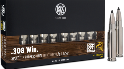 RWS Performance Line .308 Win. Speed Tip Professional 10,7 g