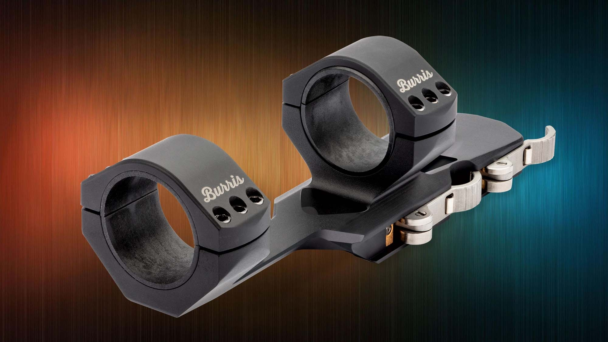 burris-optics: Burris Optics: neue Montage AR-Signature QD P.E.P.R.