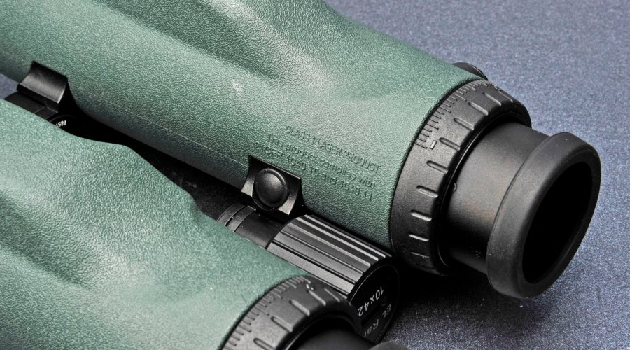 all4shooters.com field-tests the Swarovski EL Range 10 x 42 WB rangefinding binocular
