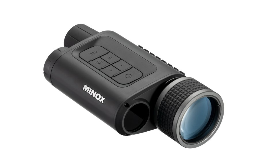 New Minox NVD 650: overcoming darkness