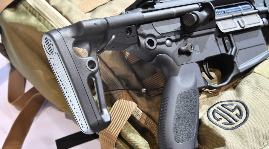 SIG AIR ProForce MCX Virtus auf der IWA 2019
