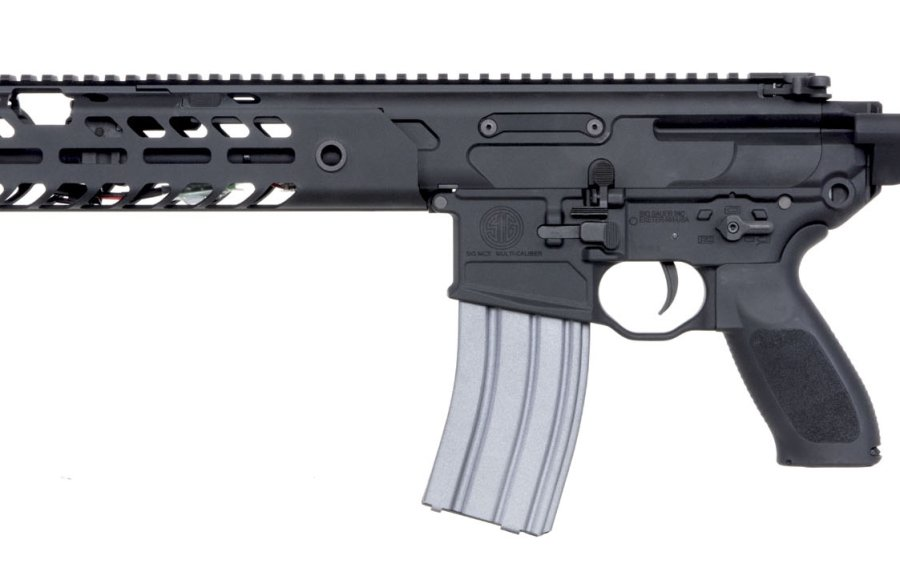 SIG AIR ProForce MCX Virtus in schwarz.