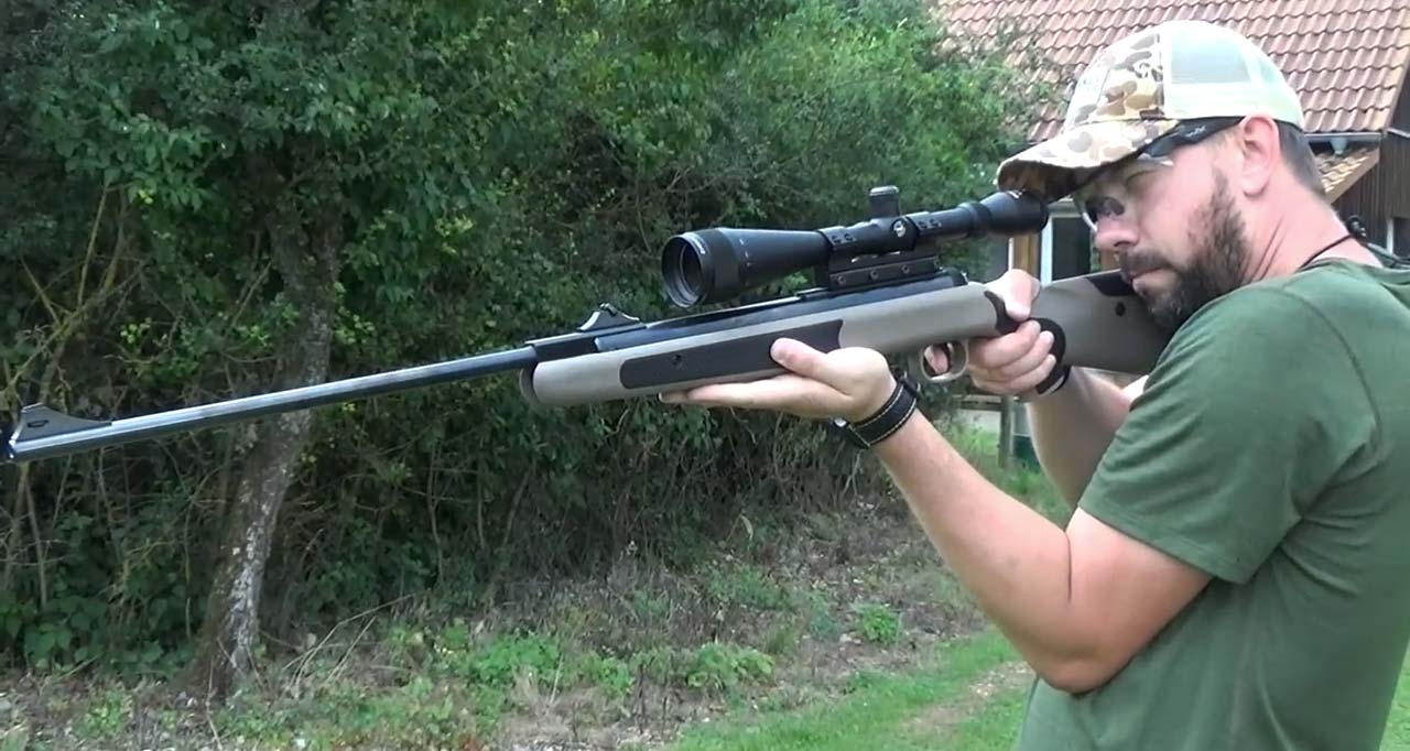 airghandi: Test + Video: Mauser AM03 N-TEC Luftgewehr made by DIANA