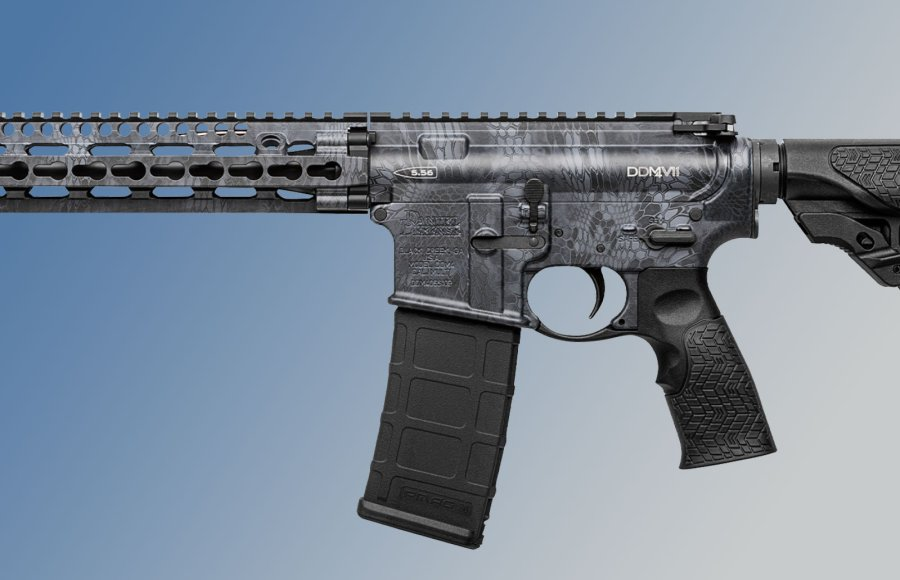 Daniel Defense AR-15 Modelle