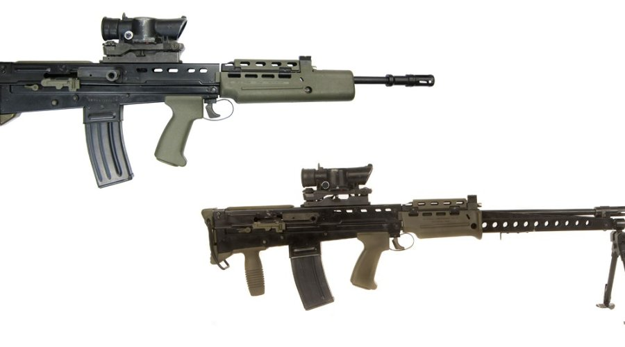 Bullpups evolved