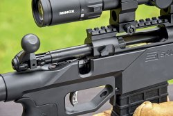 Test: Savage 10 BA Stealth in .223 Remington