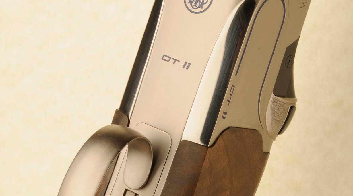 Beretta DT11 Sporting over and under shotgun