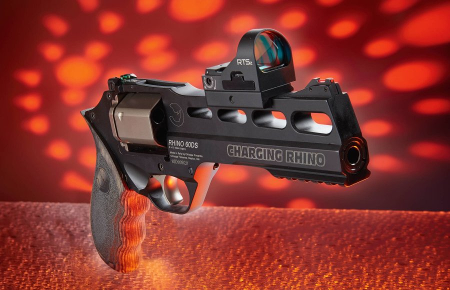 Chiappa Charing Rhino DS60 und C-More RMT-2