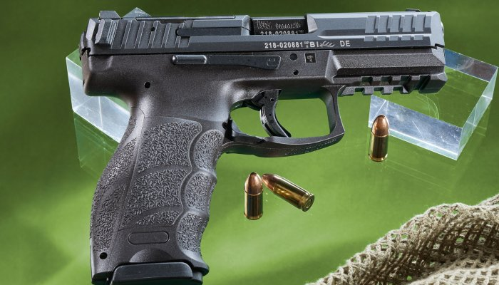heckler-und-koch: Test: Heckler & Koch SFP9 OR – Optical Ready-Pistole in 9 mm Luger