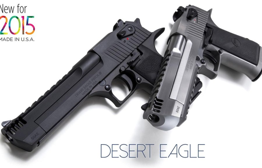 Magnum Research Desert Eagle L5 und L9