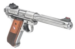 RUGER Mark IV Hunter Pistole