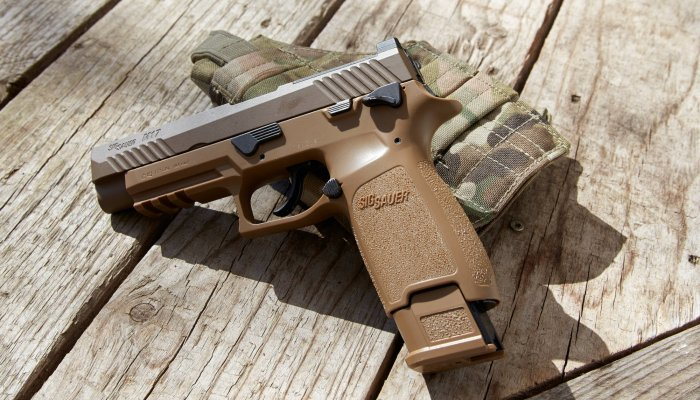 gsg:                                      Test: SIG Sauer P320-M17 in 4,5 mm − was kann die CO                                             2                                     -Pistole von German Sport Guns?