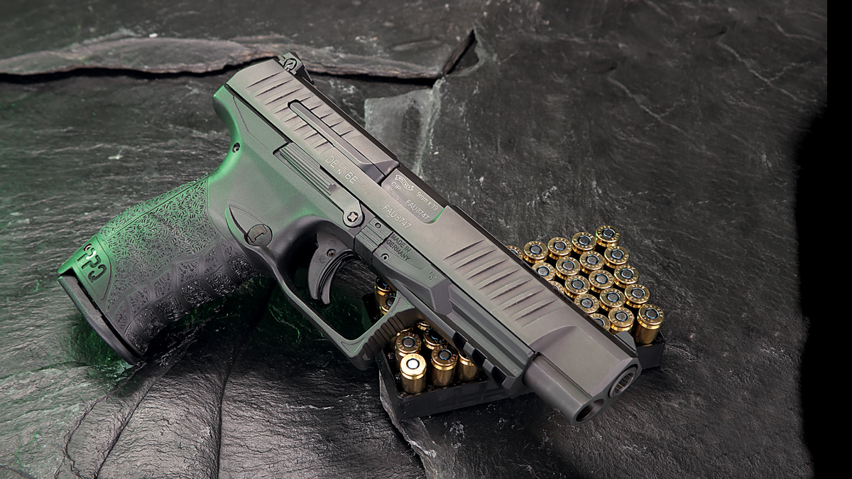 Test: WALTHER PPQ M2, 5 Zoll in 9 mm Luger   all4shooters.com