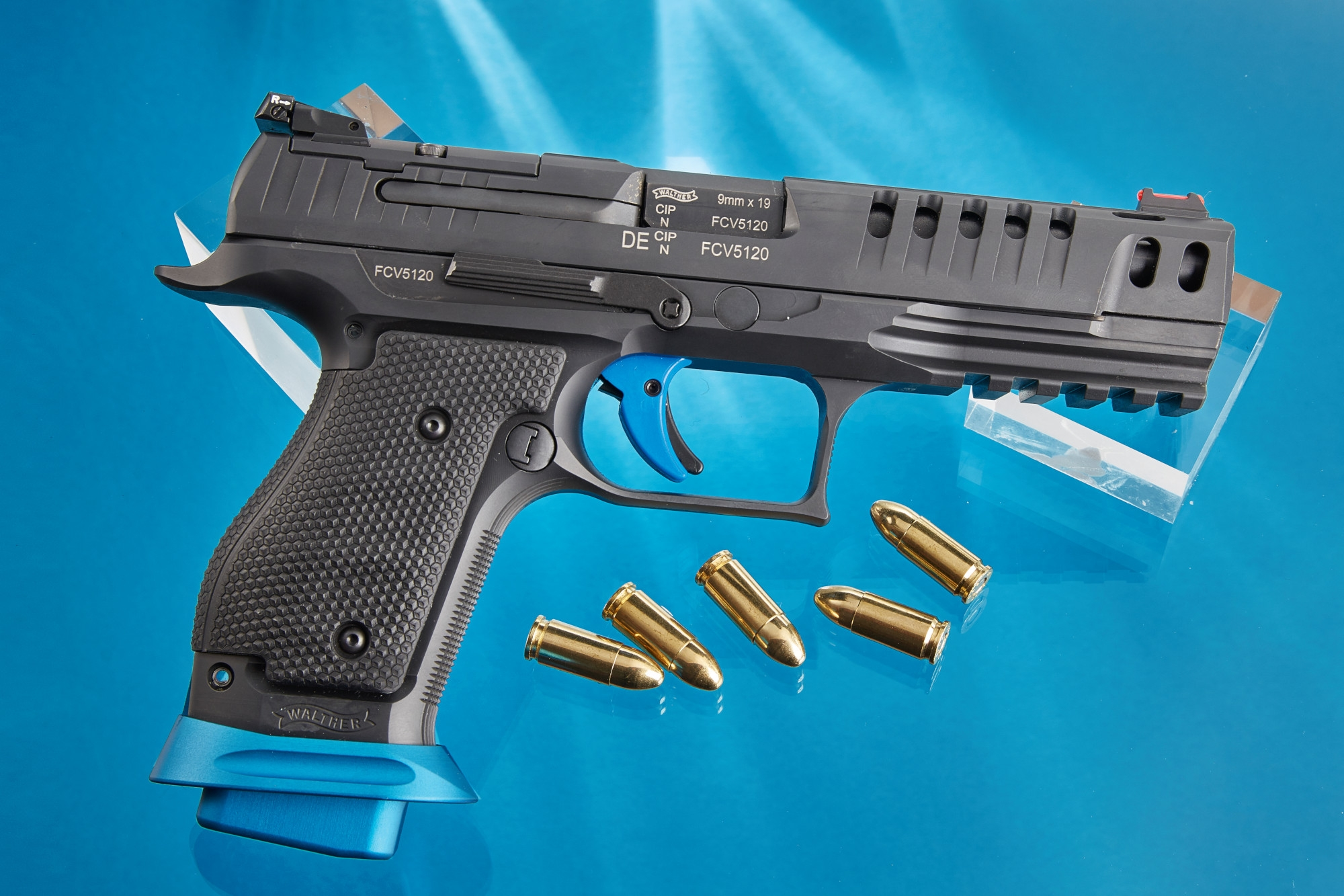 walther: Test: Walther Q5 Match SF Champion