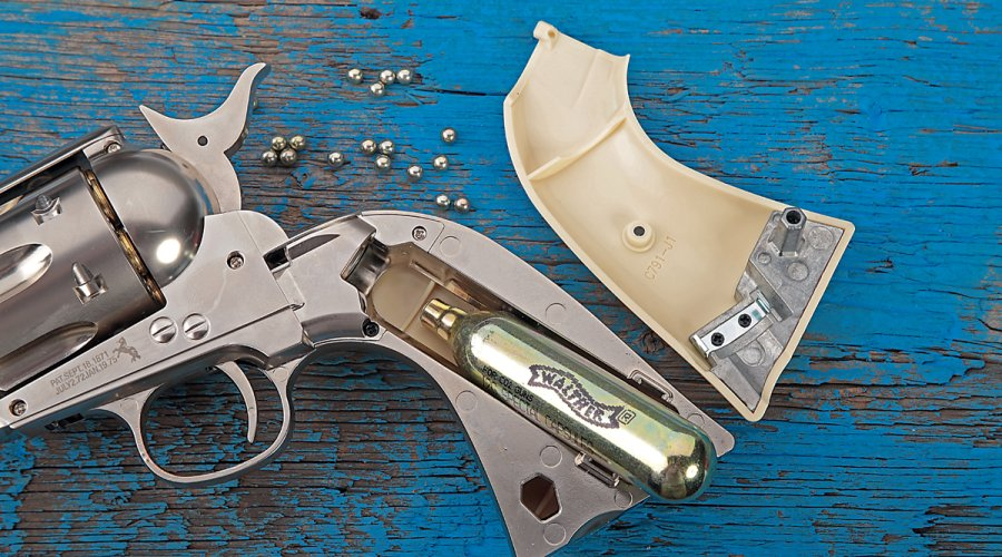 Test: Umarex Colt Single Action Army 45