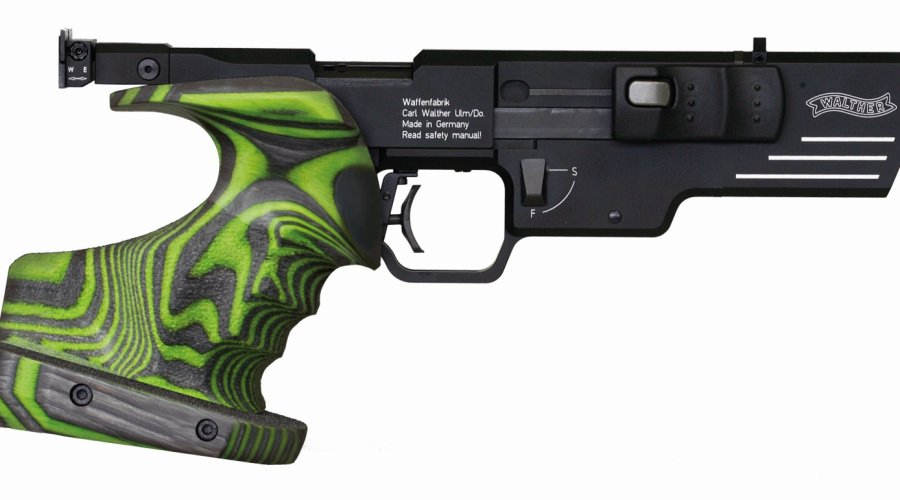 WALTHER SSP-M Greem Pepper