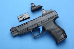 Walther Q5 Match Pistole