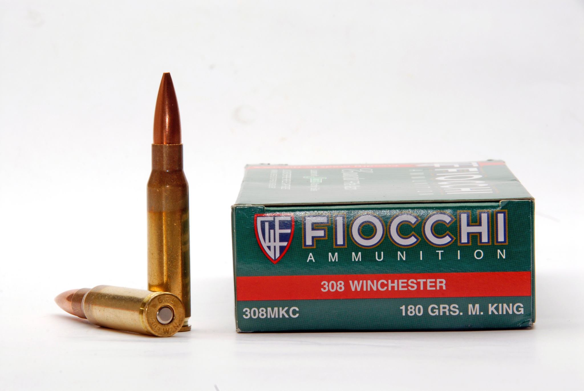 Ammunition: the .308 Winchester and 7,62x51mm calibers