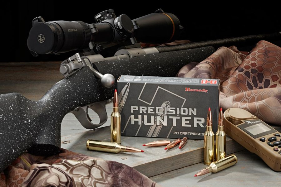 Hornady 6,5 PRC Precision Hunter