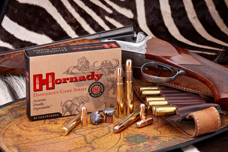 Hornady Dangerous Game Jagdmunition