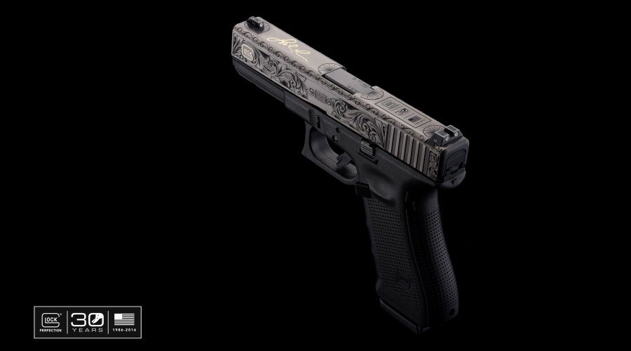 Gaston Glock Edition