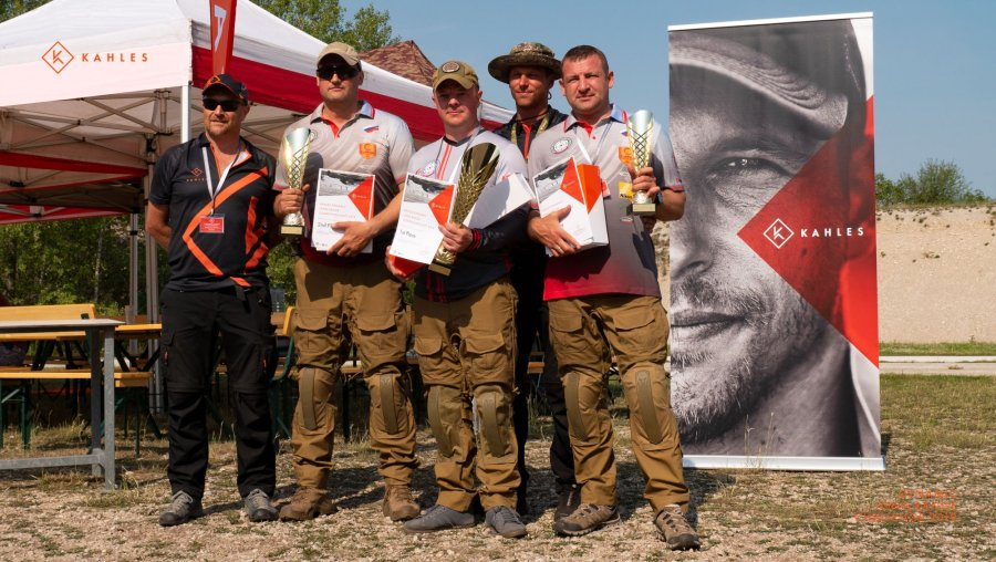 Die Sieger des KAHLES Long Range Competition Day 2019