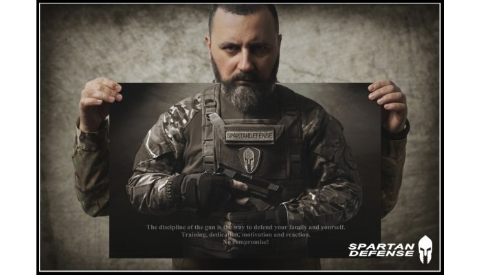 culture: Interview with SPARTANDEFENSE – The gun photo project