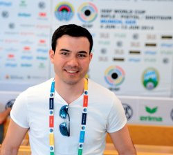 ISSF WM 2014 -Michael Heise