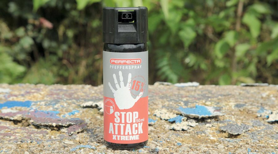 Perfecta Stop Attack Pfefferspray X-Treme
